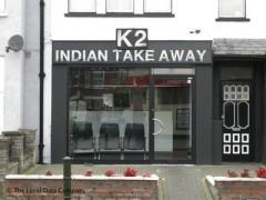K 2 Indian Takeaway image
