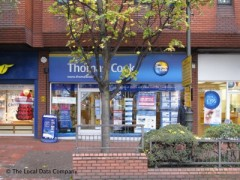 Thomas Cook Travel Agents, exterior picture
