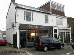 O\'Brien Hi-Fi, exterior picture
