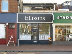 Ellisons Estate Agents, exterior picture