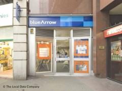 Blue Arrow image