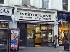 Westbourne Dry Cleaners, exterior picture