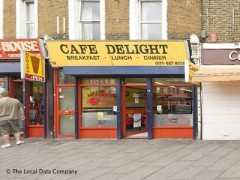 Cafe Delight, exterior picture