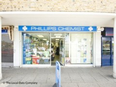 Phillips Pharmacy, exterior picture