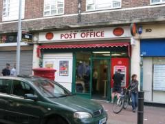 Ben Jonson Road Post Office image