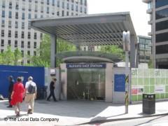 Aldgate East Underground Station image