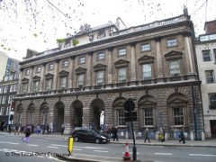 Courtauld Gallery Gift Shop, exterior picture