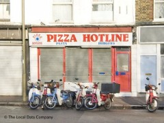 Pizza Hotline, exterior picture