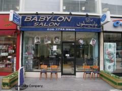 Babylon Salon 64b Edgware Road London Hairdressers