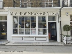 Mayhew Newsagents, exterior picture