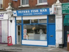 Peters Fish Bar, exterior picture