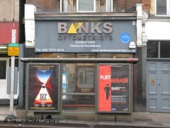 Banks Optometrists image