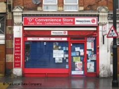 'D' Convenience Store image