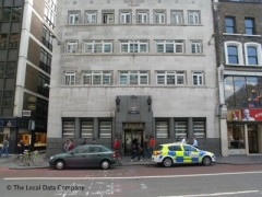 City Of London Police, exterior picture