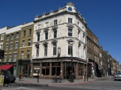 The Ten Bells, exterior picture