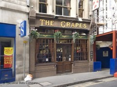 The Bunch Of Grapes, exterior picture