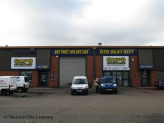 Euro Car Parts 278 Western Road London Car Accessories Parts