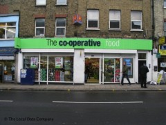Co-op Welcome, exterior picture