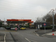 Sainsbury\'s Filling Station, exterior picture
