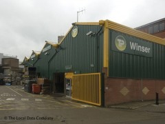 Travis Perkins Trading Co, exterior picture