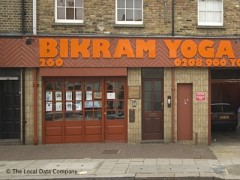 Bikram Yoga image