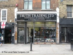 Truth Trading, exterior picture