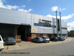 Howdens, exterior picture