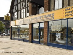 Bedtime Superstore, exterior picture