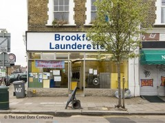 Brookford Launderette, exterior picture