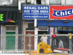 Regal Mini Cabs image