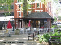 Cafe On The Green image