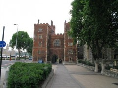 Lambeth Palace, exterior picture