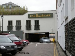 Harrods Car Park, exterior picture