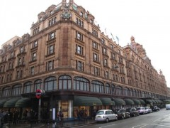 Harrods Cafe & Creperie, exterior picture
