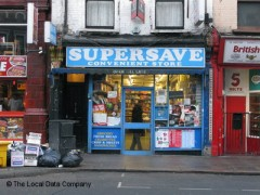 Supersave, exterior picture