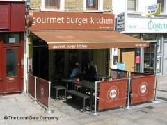 Gourmet Burger Kitchen image