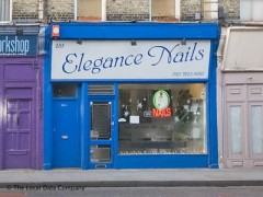 Elegance Nails, exterior picture