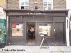 Mail Boxes Etc. London - Mayfair, exterior picture