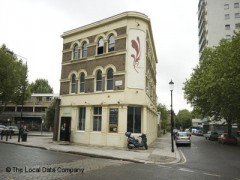 New Golborne Road Restaurant