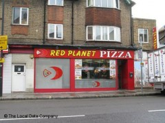 Red Planet Pizza image