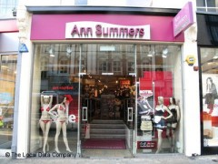 Ann Summers, exterior picture