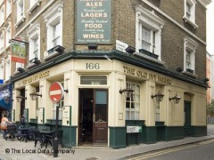 The Old Ivy House Pub, exterior picture