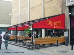 Big Chill Bar, exterior picture