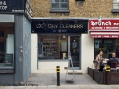 City Dry Cleaning, exterior picture