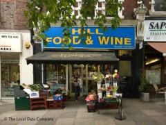 Hill Food & Wine image