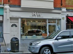 H W Hair & Beauty, exterior picture