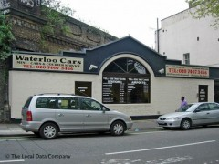 Waterloo Car Hire, exterior picture