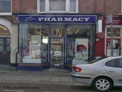 Round The Clock Pharmacy, exterior picture