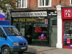 Kleo Beauty Tanning, exterior picture