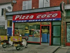 Pizza Go Go 378 Upper Richmond Road West London Take